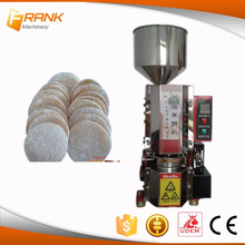 alibaba express korean rice crackers puffed making machine / puffed rice cake machine