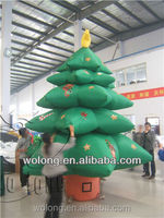 2014 hot Inflatable christmas toys / Inflatable christmas trees on sale !!!