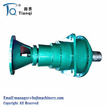P series high quality small electric motor planetary gear transmission gearbox