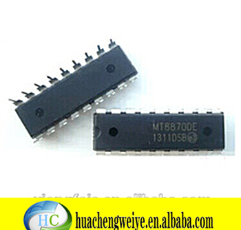 New electronics ic MT8870