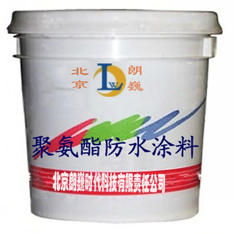 Overstrength Elastic Water Based Polyurethane Waterproof Coating