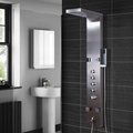 Cheap bathroom good quality stainless steel shower panel