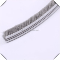 draft seal draught excluder brush pile weather strip sealing for doors & windows