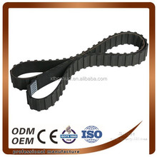 synchronous belt endless v belt with teeth timing belt