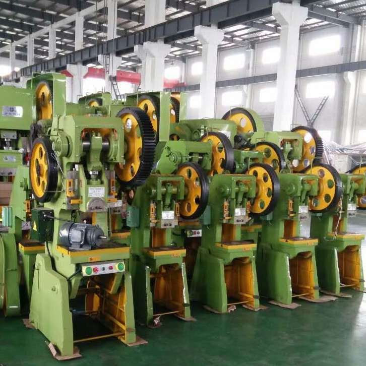 Steel plate High Quality End forming Punch Press Machine