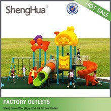Hot products children used outdoor playground equipment for kids