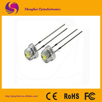 Newest Design Top Quality 5mm straw hat led diodes