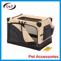 Deluxe Foldable high quality Pet Club Soft Pet Crate