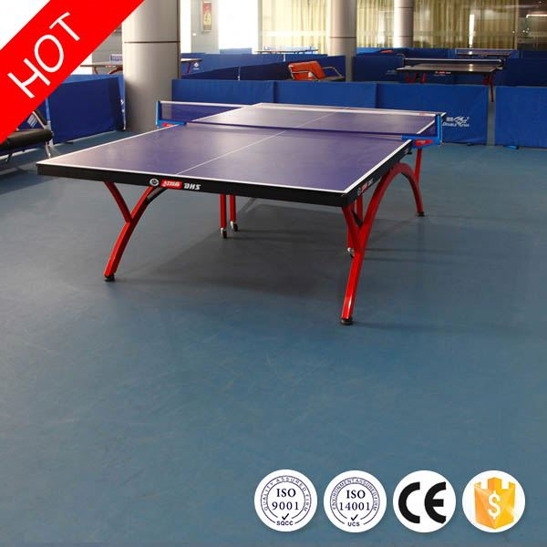 Best selling noiseless removable table tennis court for indoor