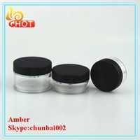 FDA COSMETIC CHEAP BOTTLE AND JARS FOR LOOSE POWDER,LOOSE POWDER BOTTLE