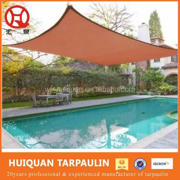 China supplier factory 8X10 M Retractable tarps for Pool Cover with any size