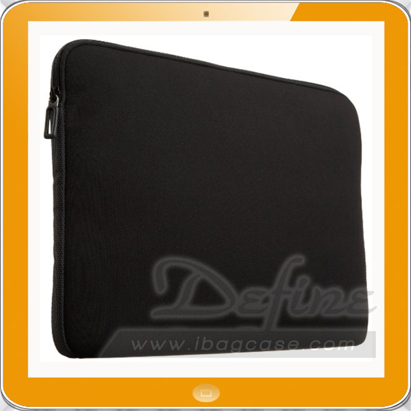 15-Inch to 15.6-Inch Water-Resistant Padded Neoprene Laptop Sleeve