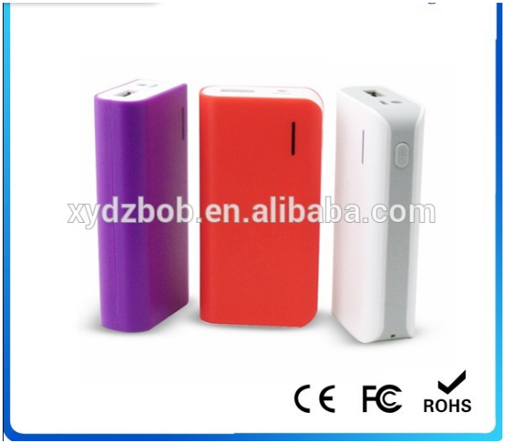 2016 New Product Rohs Power Bank 4000mah or Mobile Phone