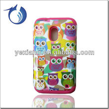 Glossy Custom Design Hard Case Cell Phone Covers For Nokia Lumia 620