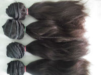 HOT SALE DUBAI 100% NATURAL VIRGIN REMY HUMAN HAIR DEV HAIR EXP