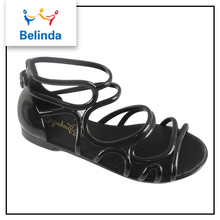 2017 alibaba hot sale womens slide sandal small orders ladies shoes guangzhou