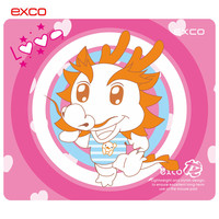 EXCO wholesale hot selling product anime dragon rubber Mouse Pad