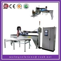 Adhesive rubber gasket manufacuting machine for sale