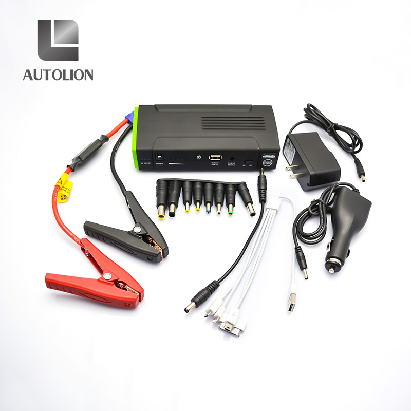 Competitive price top selling perfect car charger car battery jump starter for MP4