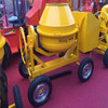 Small mobile industrial concrete mixer price, Mini cement mixer