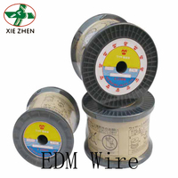 EDM CONSUMABLE--Soft EDM Copper Wire 0.10mm for EDM wire cutting machine