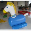 Exciting inflatable pony hops for racing riding inflatable pony