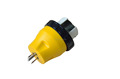 S80461 RV Adapter 15A Male -50A Female Twist Locking plug