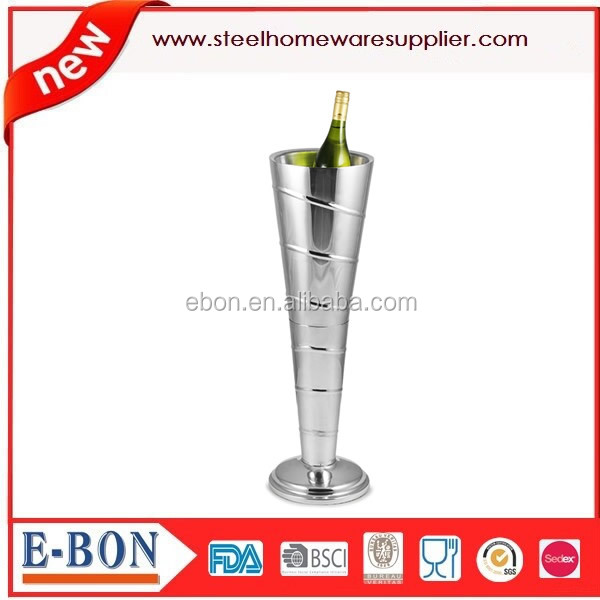 Cone Shaped Cooler Wine & Champagne Bucket Wine bottle cooler