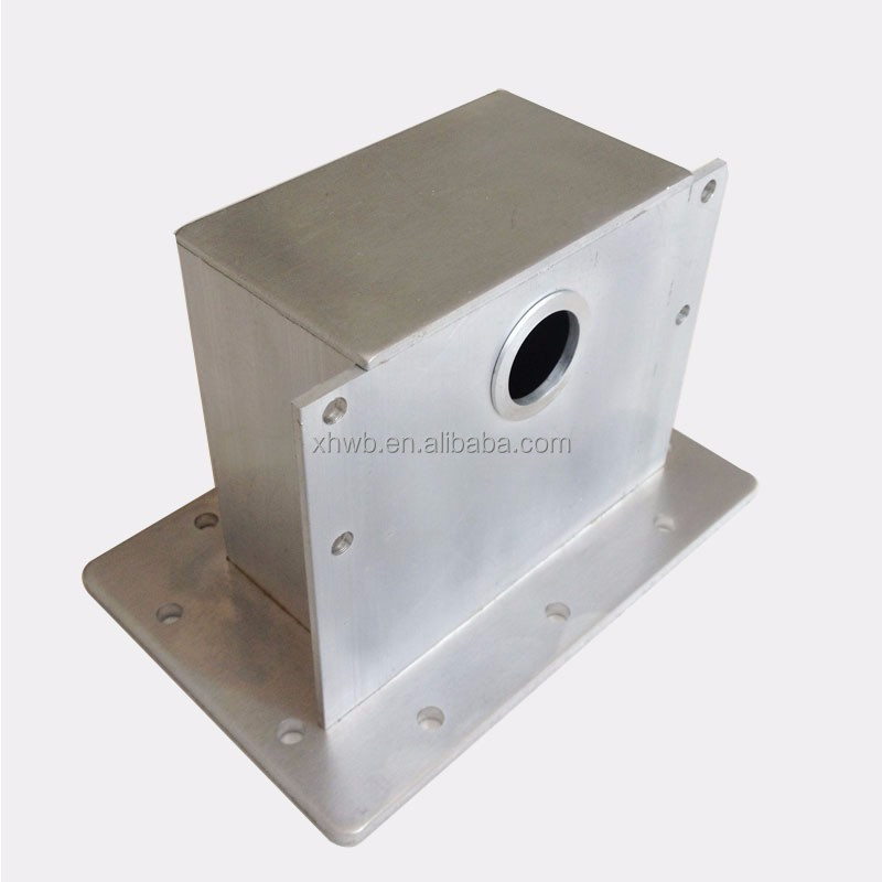 microwave rectangular waveguide for microwave magnetron
