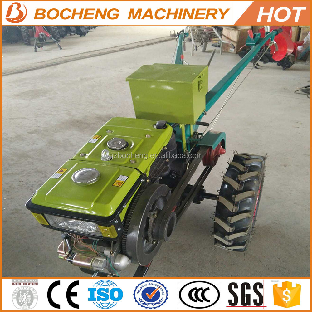 China Multifuction walking tractor with Electric start