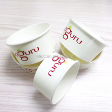 wholesale disposable ice cream cup 4oz yogurt container