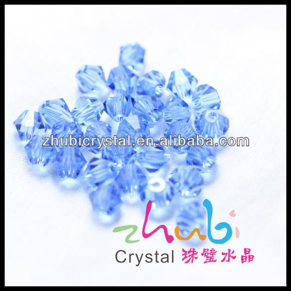 Alibaba Wholesale AAA Jewellery Crystal Bicone Beads 6 MM In Factory Price