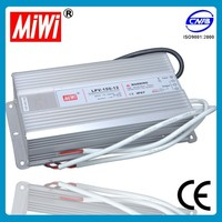LPV-150-24 constant voltage 150w LED driver 24V dc power supply