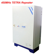 UHF Walkie Talkie 400-450MHz Repeater Tetra RF Power Amplifier