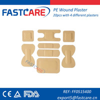 CE Approved Waterproof Medical Sterile Wound