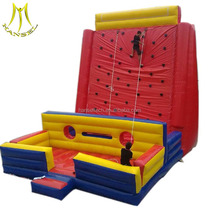 Hansel indoor playground equipment amusement park Inflatable Climbing