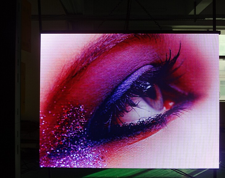 Stage events rental SMD2727 P4.81 Outdoor LED Screen