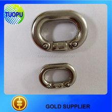 Tuopu anchor chain connecting link stainless steel chain repair link chain split link
