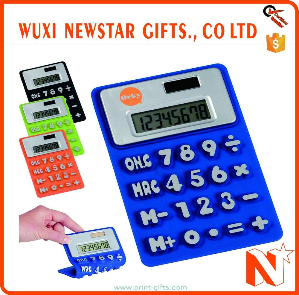 Promotional Gift Customized Cheapest Price Digital Calculator