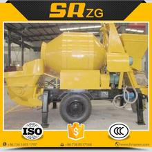 Bottom price hot selling new design concrete mixer pump