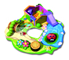 Cheer Amusement Soft Playground Equipment Soft Sculpture Enchanted Forest Kids Indoor Soft Play
