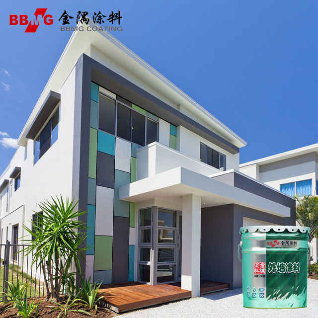 Asian emulsion lacquer for exterior wall paint made in China