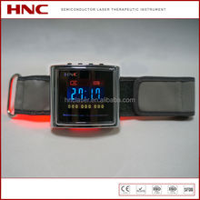HY30-D wrist type hot selling high blood pressure laser therapy device