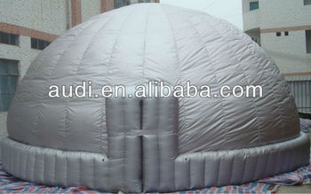 custom dome inflatable tent,inflatable planetarium,inflatable marquee