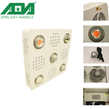 The latest model 150W COB chips 1000W 1200W led grow light with full spectrum for all phases of plant growth
