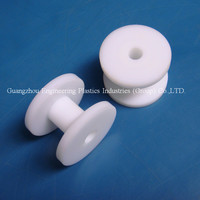 Manufacture machined POM delrin wheels sheave pulley