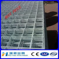 Heat Treated Pressure Treated Wood Type and Metal Frame Material 4x4 welded wire mesh fence