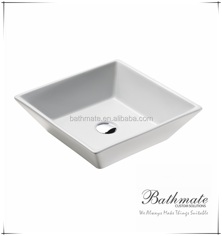 Bathmate bathroom design above counter art basin,cheap bathroom sinks