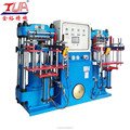Dongguan automatic Silicone trademark moulding machine