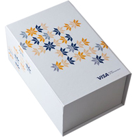 Custom phone case white cardboard paper gift box packaging